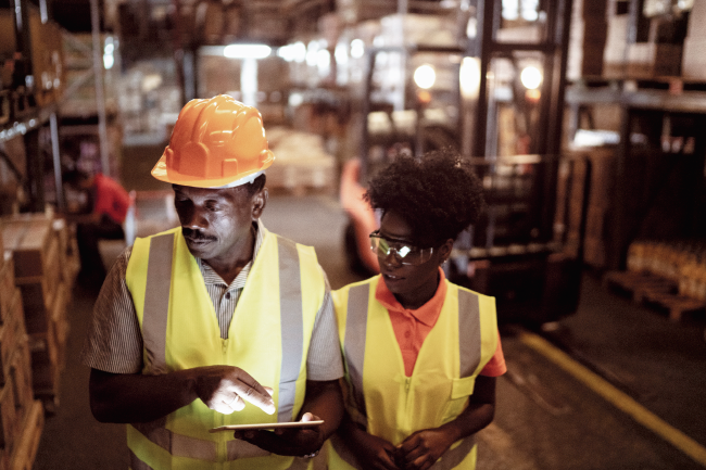 African Decisions Digitalisation in logistics supply chains