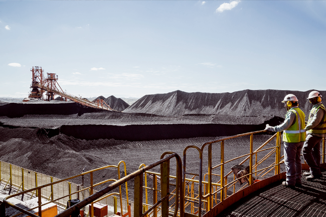 African Decisions, coking coal site