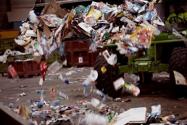 Trash converter