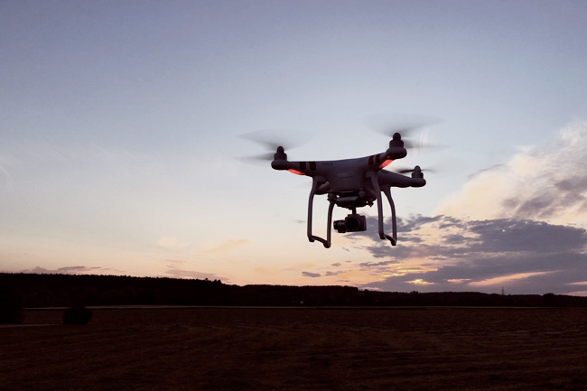 Aerial farming